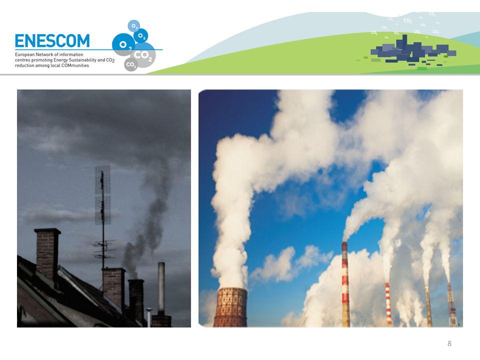 Přirozený a umělý vznik skleníkových plynů - I. 9