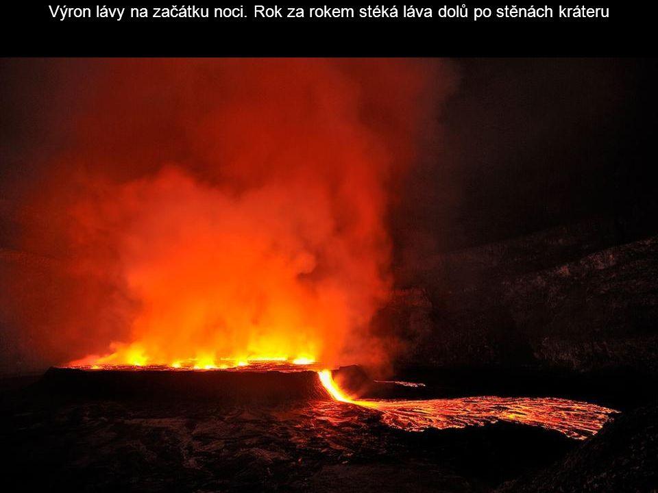 Přiblížení se k 282 milionům m3 lávy vyžaduje komplexní ochranu