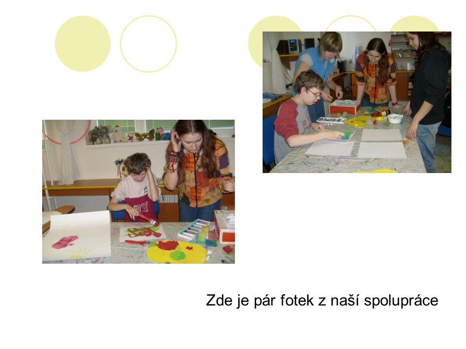 Zde je pár fotek z naší spolupráce