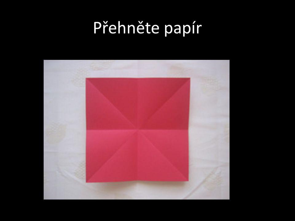 Přehněte papír