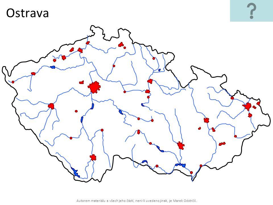 Autorem materiálu a všech jeho částí, není-li uvedeno jinak, je Marek Odstrčil. Ostrava