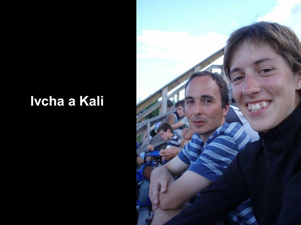 Ivcha a Kali
