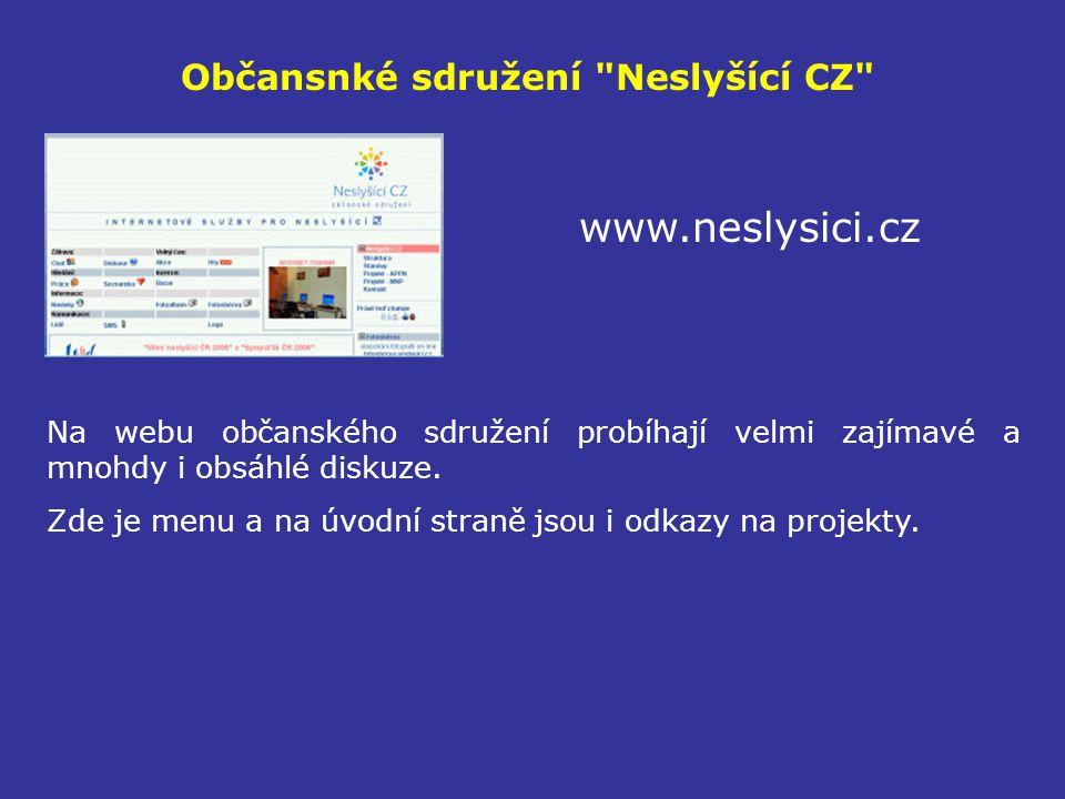 Občansnké sdružení