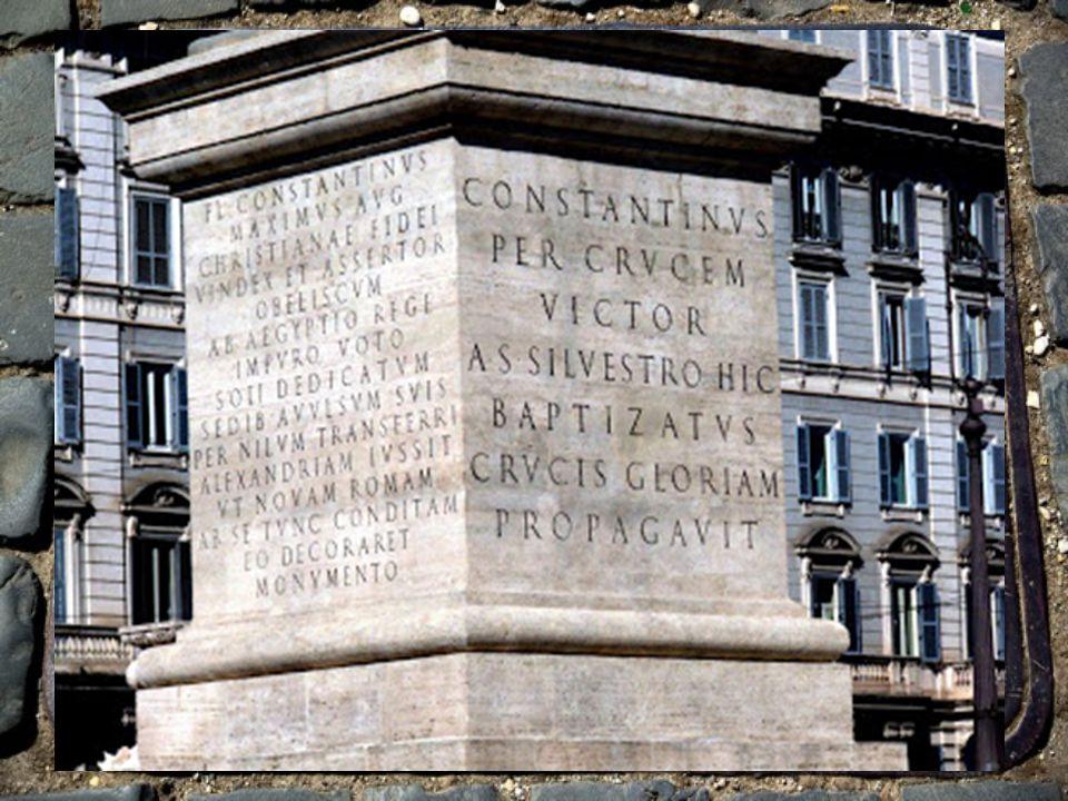 Někdy stačí jen se potloukat po Římě, dívat se kolem sebe a dějiny, či legendy západní civilizace se vám přímo budou plést pod nohama nebo tahat za oči.