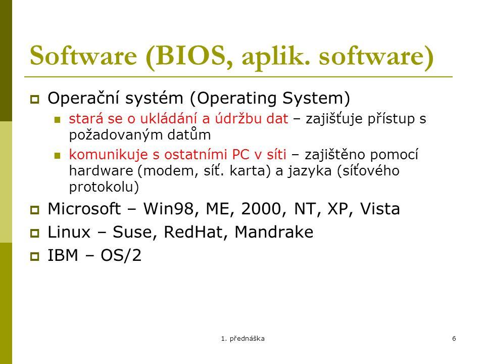 1.přednáška17 Inform.