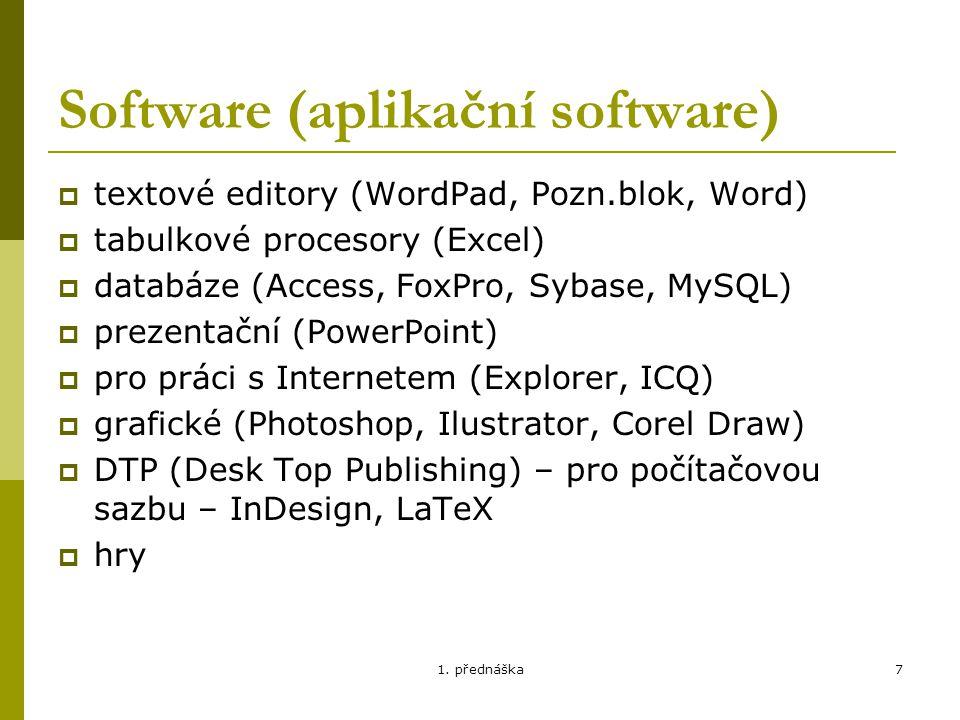 1.přednáška18 Inform.
