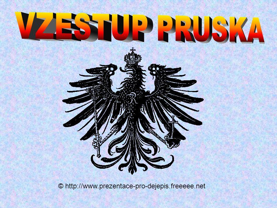Svatá říše římská po 30leté válce rozdrobenost snaha Pruska využít mocenské vakuum