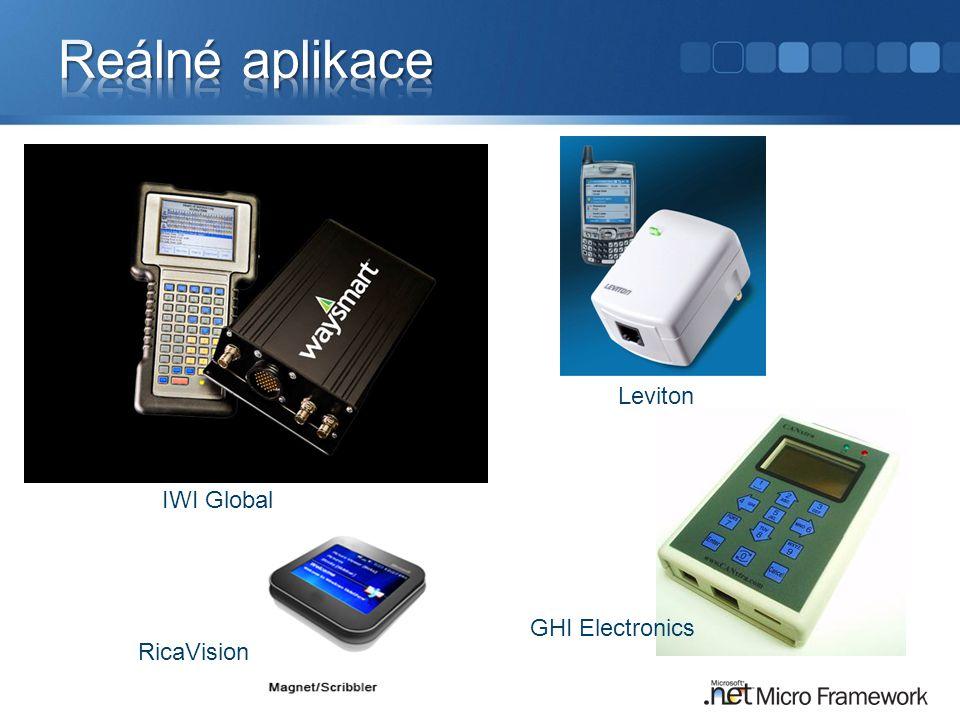 IWI Global RicaVision GHI Electronics Leviton