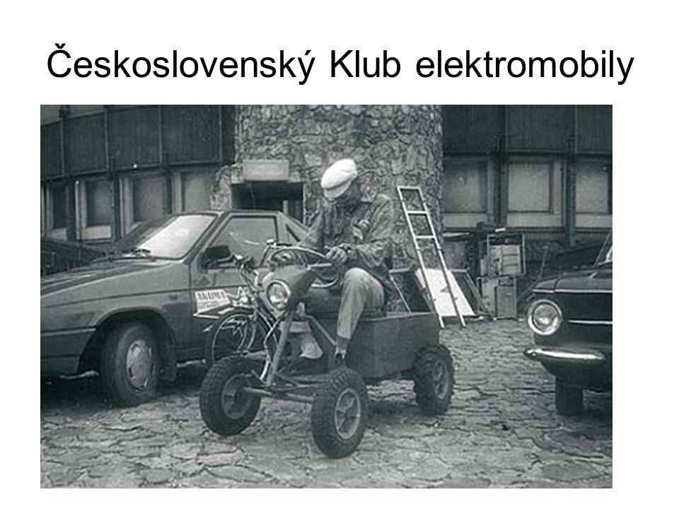 Československý Klub elektromobily