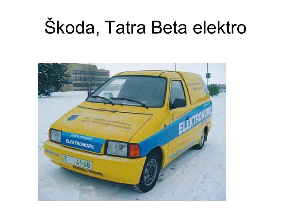 Dodávka Fiat E-Power