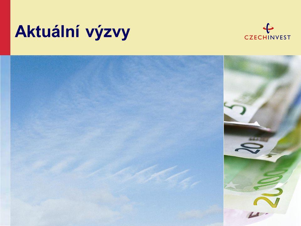 CzechAccelerator Cíl programu -- Urychlit rozvoj firmy na cílovém trhu i v České republice -- Pomoc při hledání: -- investice pro financování dalšího rozvoje firmy (fond rizikového kapitálu, business angel) -- technologického partnera pro další rozvoj produktu (kapitálový vstup, převzetí, spolupráce při vytvoření vhodné distribuční sítě) Účel programu -- Přivést české technologické MSP do vyspělých zemí (USA, Singapur, Švýcarsko, Izrael), ve kterých mohou komercializovat svoje produkty Příjemce podpory -- Malé a střední podniky (start-up firmy) v sektorech ICT, life sciencies, cleantech, nanotechnologie -- Žadatel je vlastník jasně definovaného, existujícího (případně rozpracovaného) technologického produktu (výrobku nebo služby) a má vysoký potenciál k úspěšné komercializaci svého produktu a vysoký zájmem a motivaci o průnik na mezinárodní trhy -- Žadatel má vysoký růstový potenciál, je zaměřený na rozvoj technologických řešení