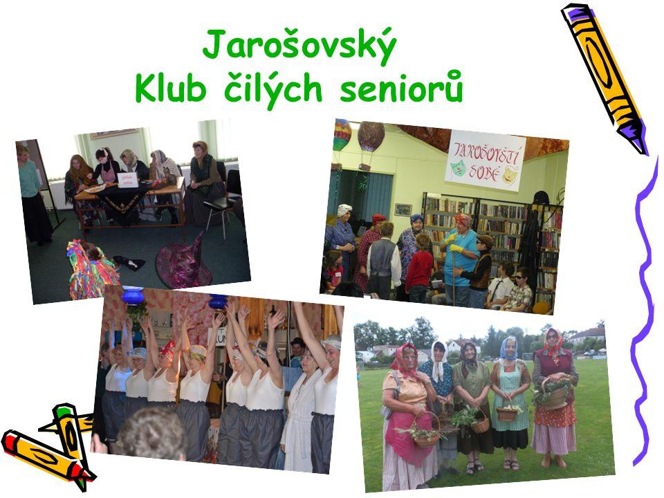 Jarošovský Klub čilých seniorů