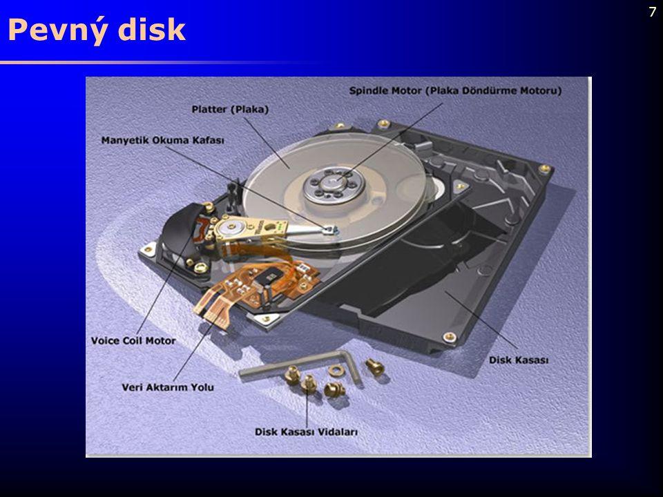 7 Pevný disk