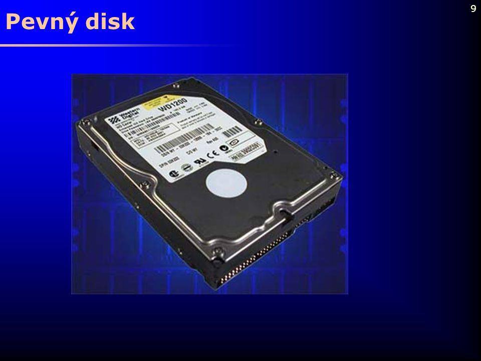 9 Pevný disk