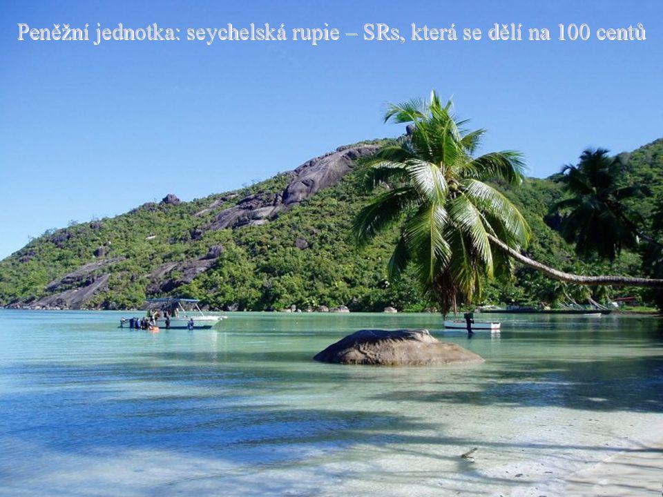 Reliéf: ostrovy jsou většinou ploché nebo mírně zvlněné