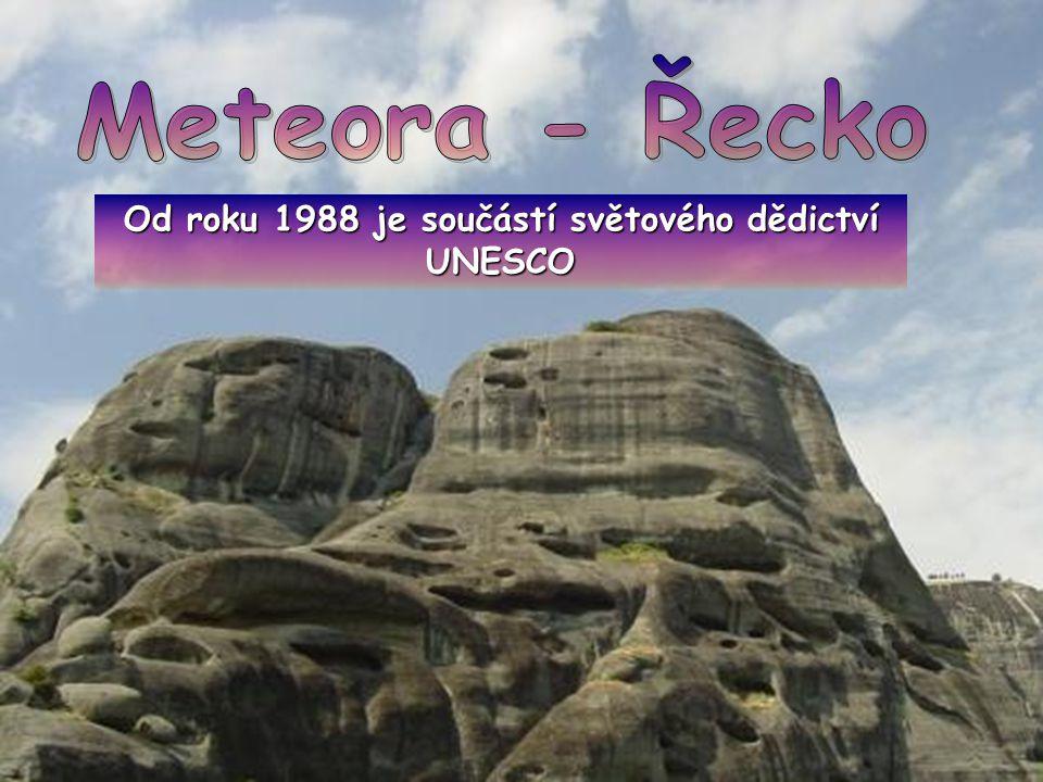 Od roku 1988 je součástí světového dědictví UNESCO