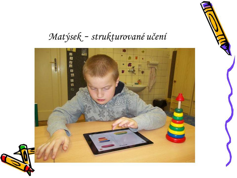 Matýsek - strukturované učení