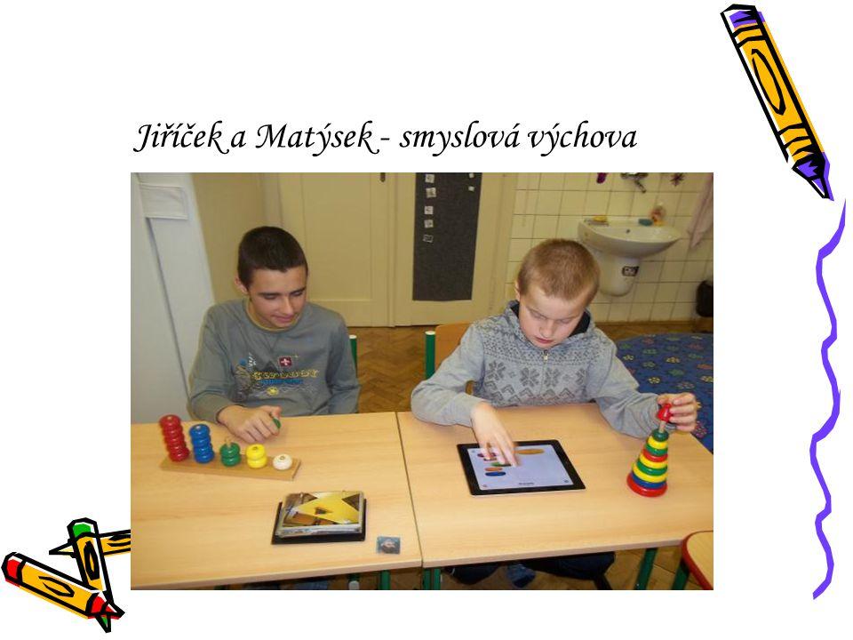 Jiříček a Matýsek - smyslová výchova