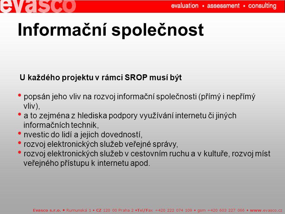 Informační společnost Evasco s.r.o.