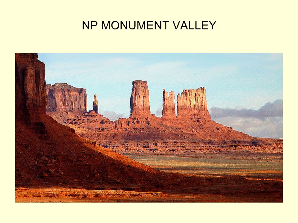 NP MONUMENT VALLEY