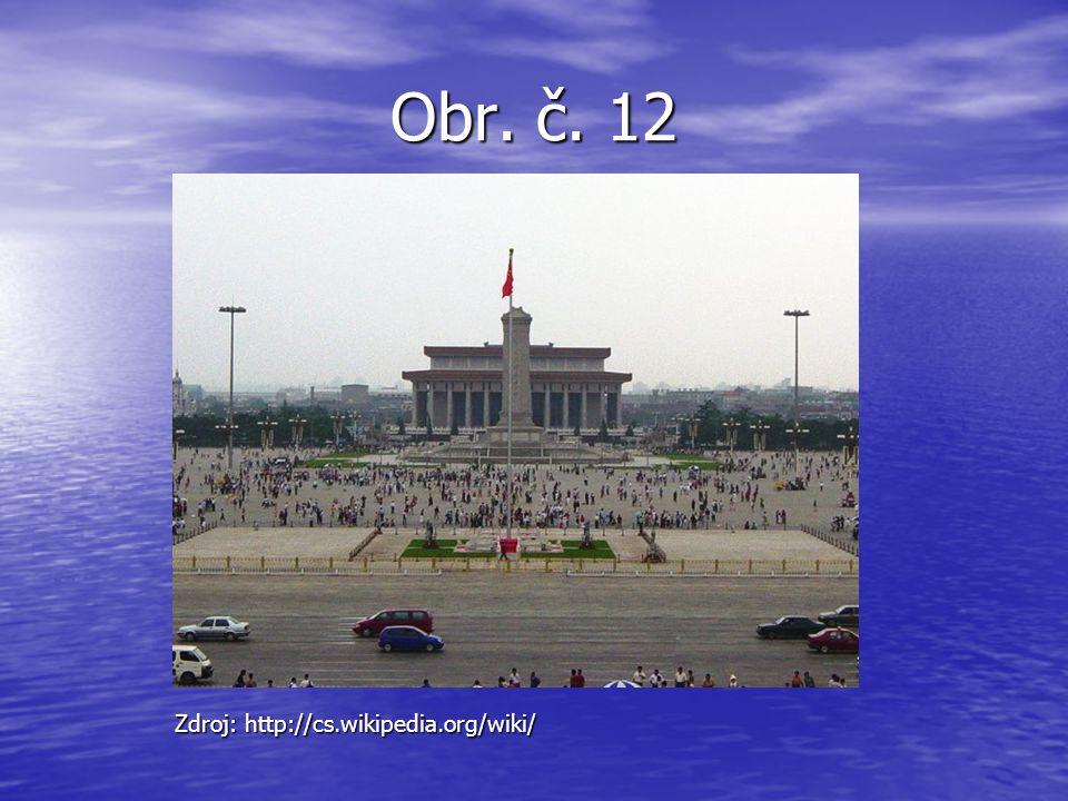 Obr. č. 12 Zdroj: http://cs.wikipedia.org/wiki/