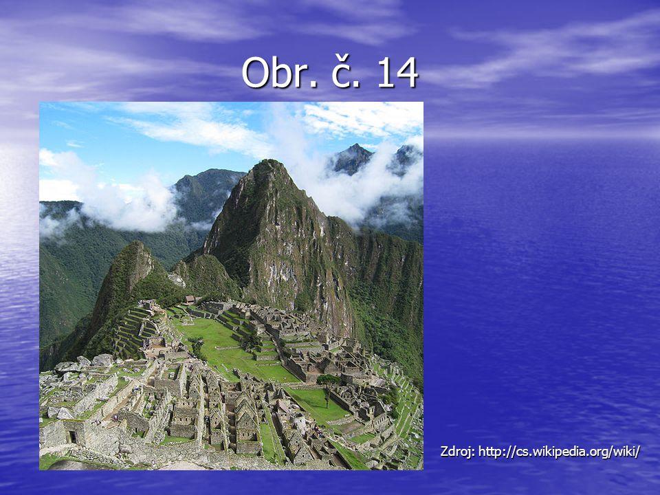 Obr. č. 14 Zdroj: http://cs.wikipedia.org/wiki/