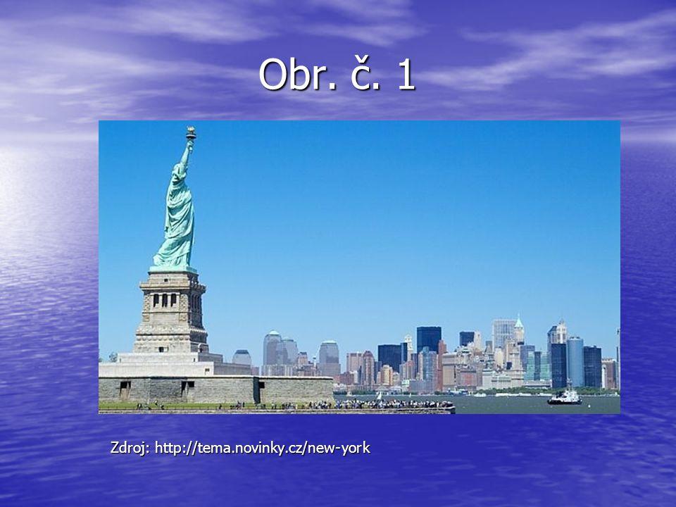 Obr. č. 1 Zdroj: http://tema.novinky.cz/new-york