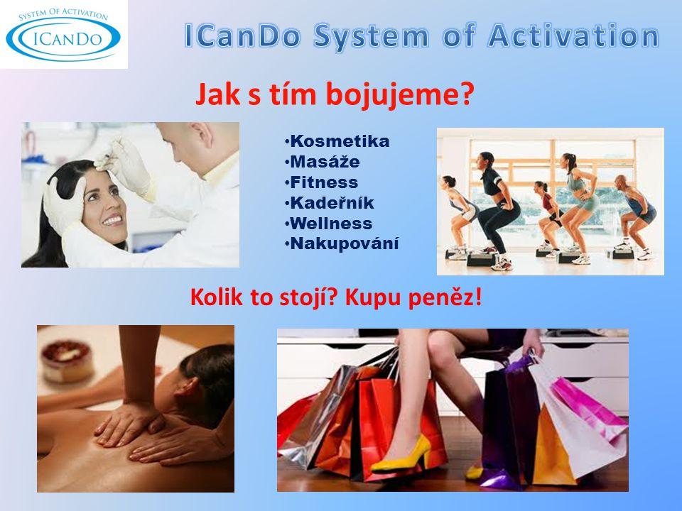 ICanDo trénink pro rodiny s dětmi 3 druhy ICanDo tréninků (denně) × 1 € = 3 €/den × 2 dospělí + 2 dětí = 12 €/den × 30 dní (měsíčně) = 420 €/měsíc (10 500,- Kč)