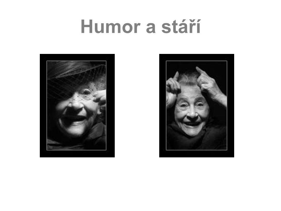 Humor a stáří