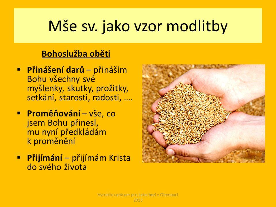Mše sv.