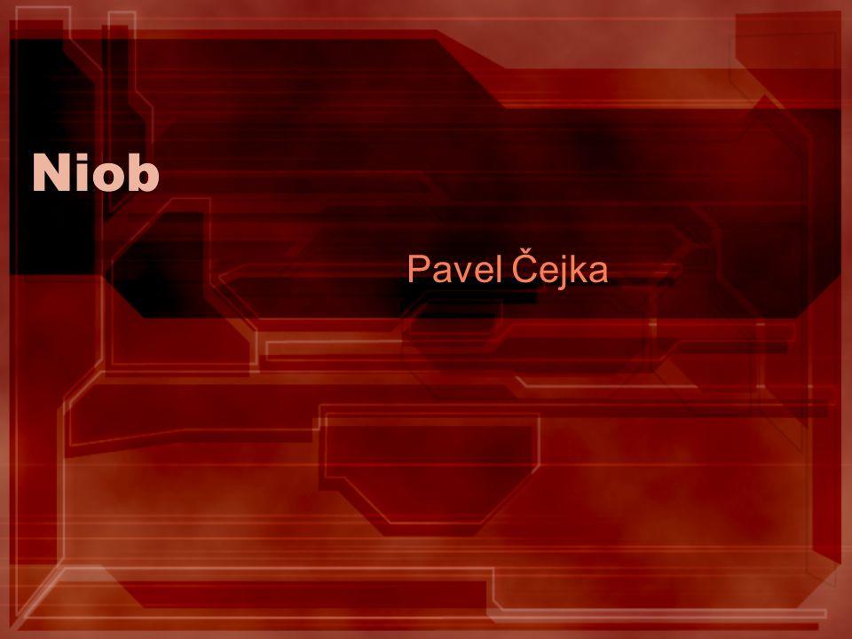 Niob Pavel Čejka