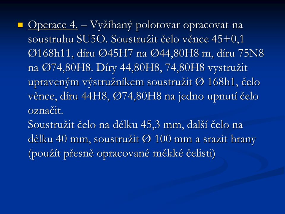 Operace 5.