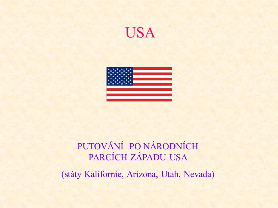 NP ARCHES NATIONAL PARK - Utah DOUBLE ARCH DVOJITÝ OBLOUK Park v jihovýchodním Utahu je místem s největší koncentrací kamenných oblouků na světě.