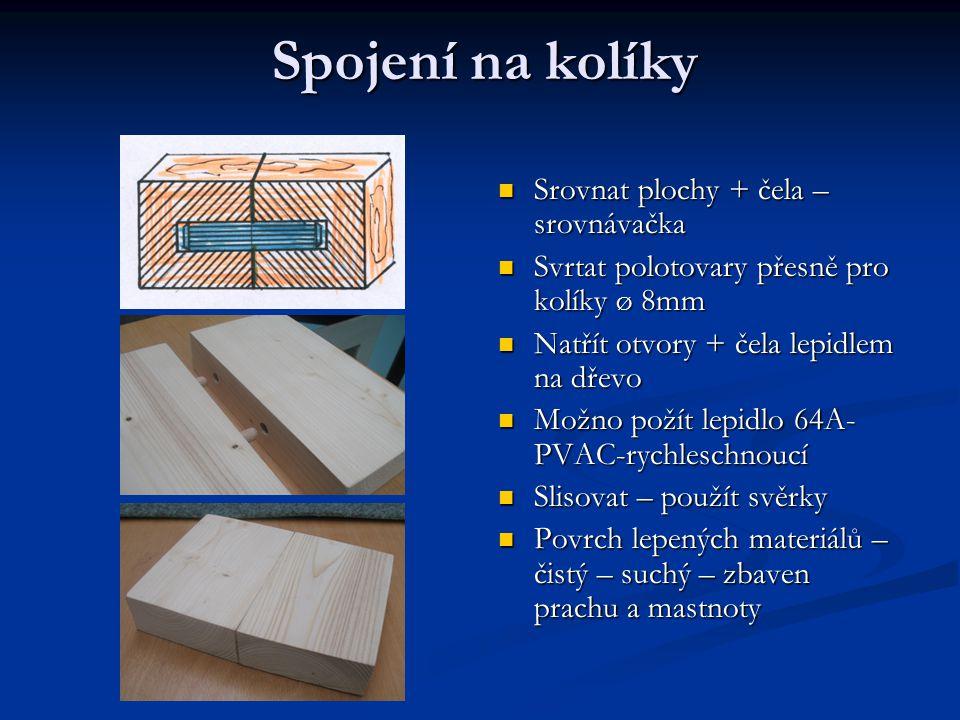 Lepidlo na dřevo 64A SOUDAL Rychleschnoucí lepidlo na bázi PVAC – lepení dřeva, dýh, překližek Rychleschnoucí lepidlo na bázi PVAC – lepení dřeva, dýh, překližek Snadná aplikace – velmi rychleschnoucí – silná přilnavost – kvalitní spoj Snadná aplikace – velmi rychleschnoucí – silná přilnavost – kvalitní spoj Po zaschnutí dokonale průhledný – odolnost proti vodě (ČSN EN 204-D2) Po zaschnutí dokonale průhledný – odolnost proti vodě (ČSN EN 204-D2) Lepidlo aplikovat po promíchání – teplota +5°C štětcem nebo stěrkou Lepidlo aplikovat po promíchání – teplota +5°C štětcem nebo stěrkou Pozor – jednostranně natřít spojované plochy Pozor – jednostranně natřít spojované plochy Lepené díly zafixovat svěrkami minimálně 20 minut Lepené díly zafixovat svěrkami minimálně 20 minut Zdrsnění hladkých povrchů smirkovým papírem – zvýší kvalitu lepeného spoje Zdrsnění hladkých povrchů smirkovým papírem – zvýší kvalitu lepeného spoje Při lepení dubu nebo exotických dřevin se v místě lepení vytvoří skvrny Při lepení dubu nebo exotických dřevin se v místě lepení vytvoří skvrny Použit lepidlo na dřevo 67A Použit lepidlo na dřevo 67A Maximální pevnost po 24 hodinách – lisovací tlak 1 – 2 kg (cm 2 ) Maximální pevnost po 24 hodinách – lisovací tlak 1 – 2 kg (cm 2 ) Pracovní teplota +5°C až +30°C, chránit před mrazem Pracovní teplota +5°C až +30°C, chránit před mrazem