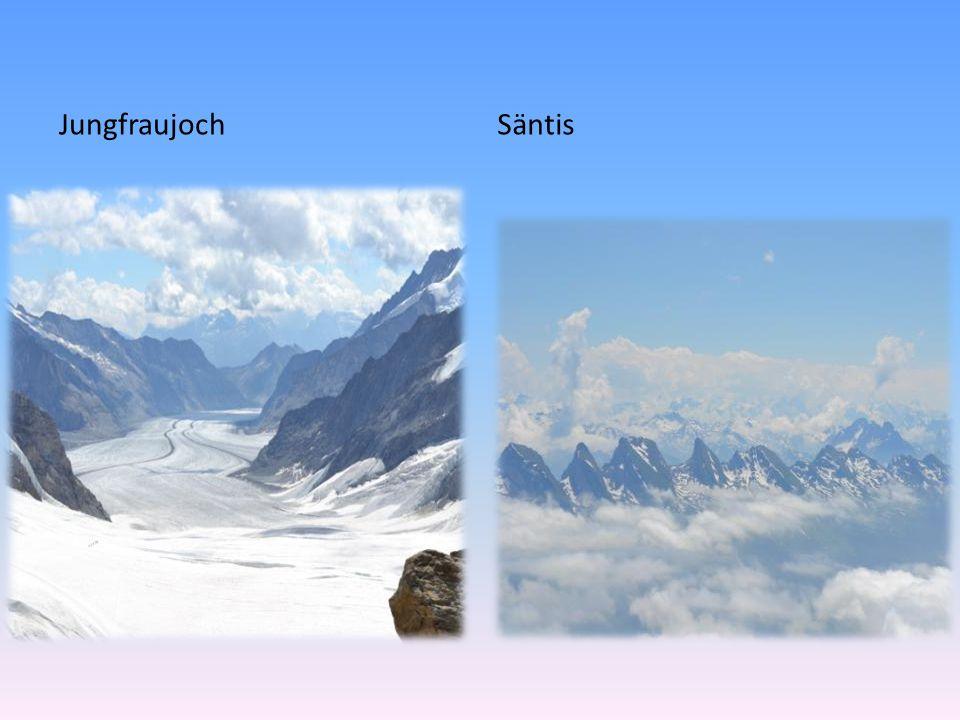 JungfraujochSäntis