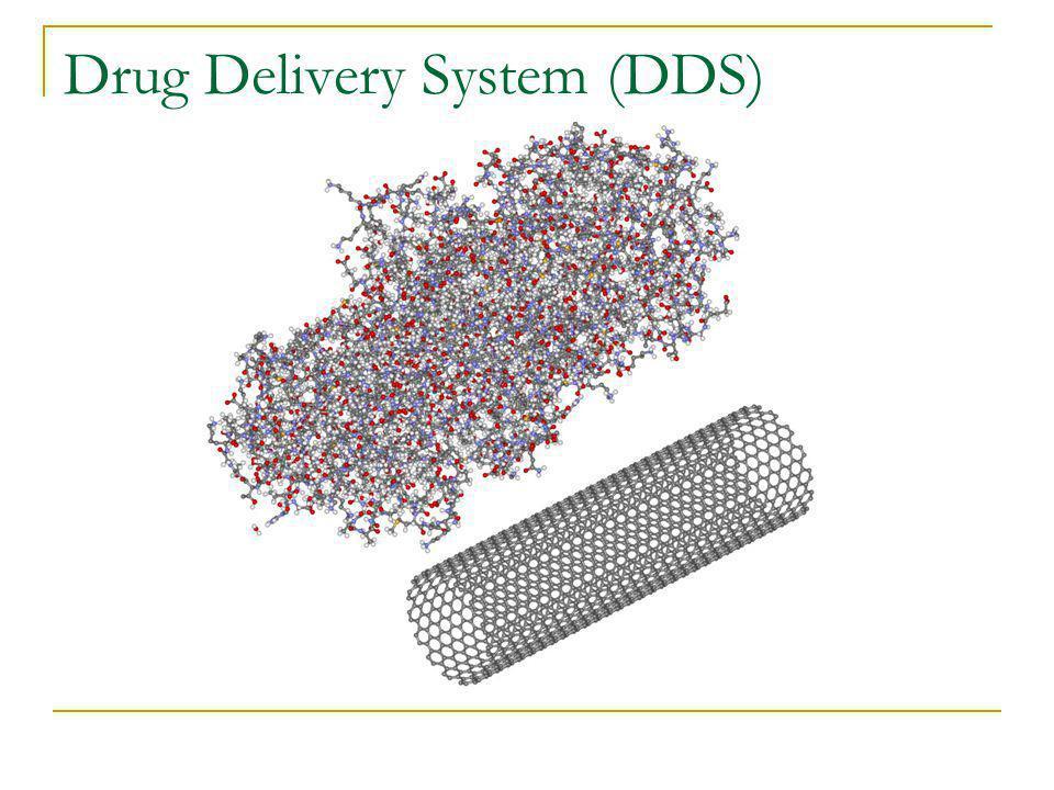 Drug Delivery System (DDS)