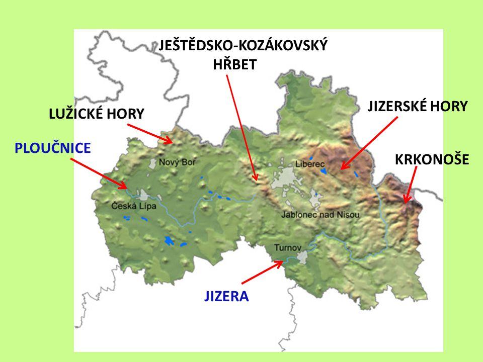 Liberec Krajské město Libereckého kraje (páté největší město ČR) Liberecká zoologická zahrada je nejstarší zahradou v ČR.