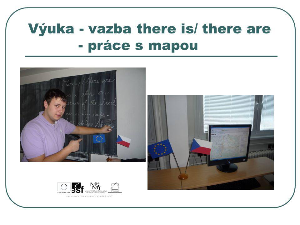 Práce studentů Následující snímky jsou ukázkou práce studentů.