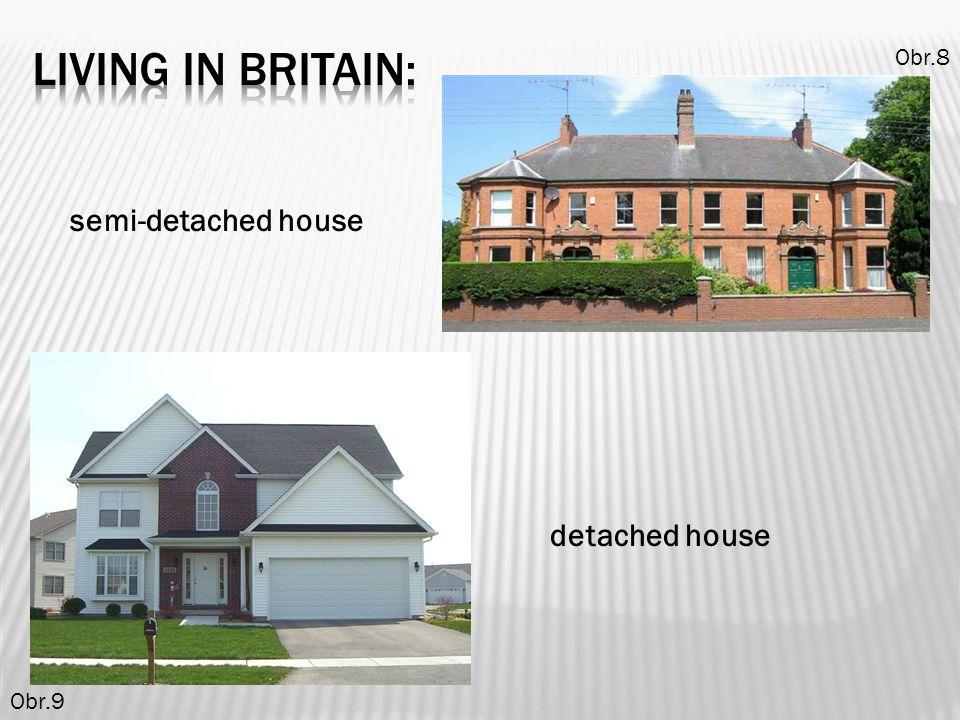 semi-detached house Obr.8 detached house Obr.9