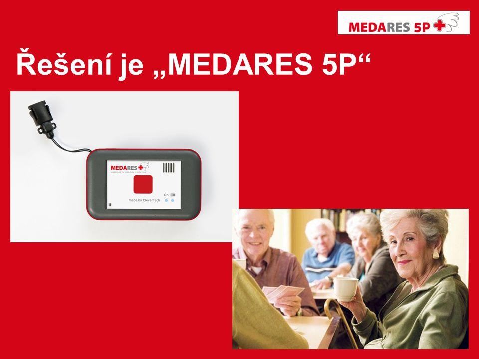"""Řešení je """"MEDARES 5P"""