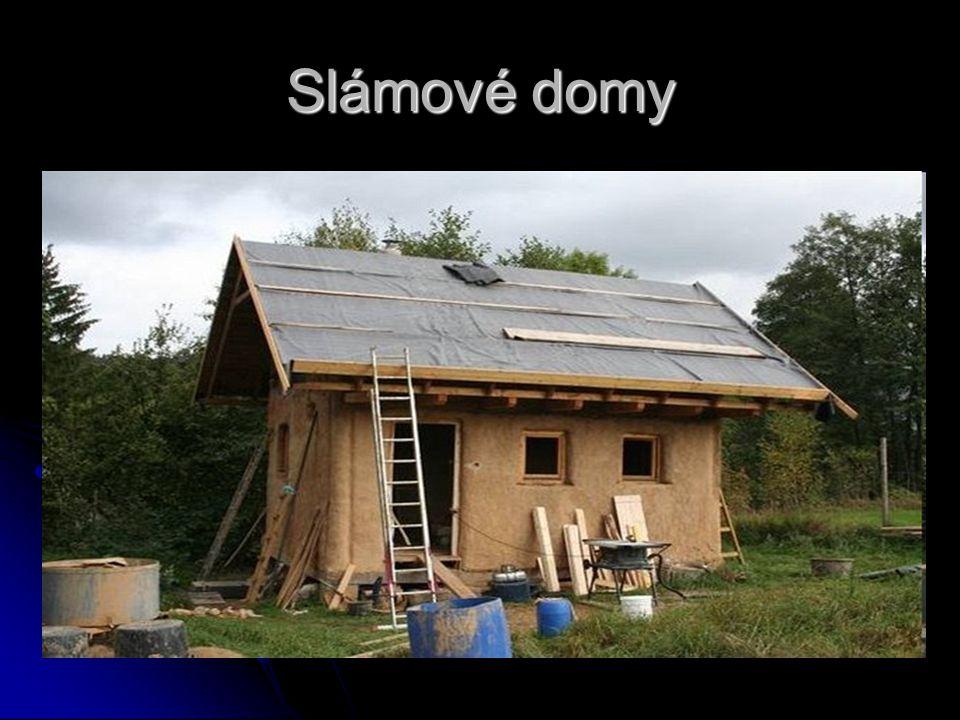 Slámové domy