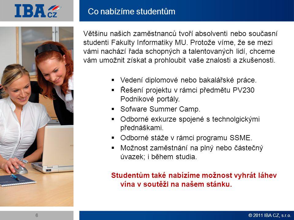SWSC 2011 Základní informace  Letní škola pro studenty vysokých škol  5.