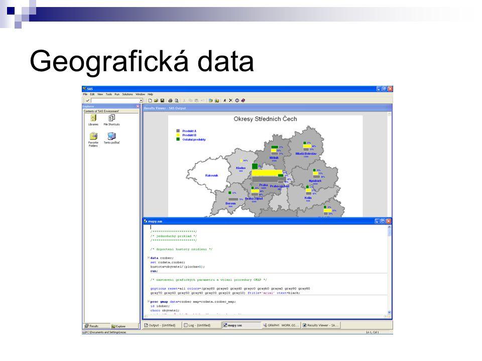 Geografická data