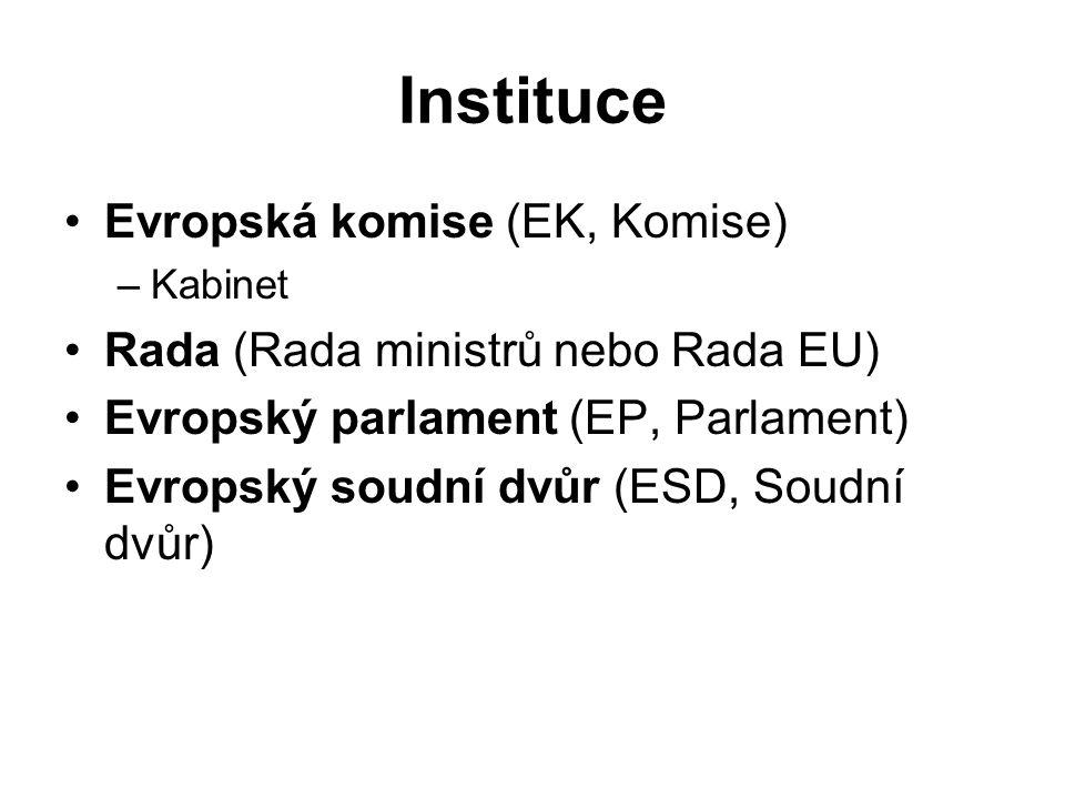 Evropská rada - Summit EU Ve výjimečných případech zasedá Rada jako Evropská rada hlav států a vlád.