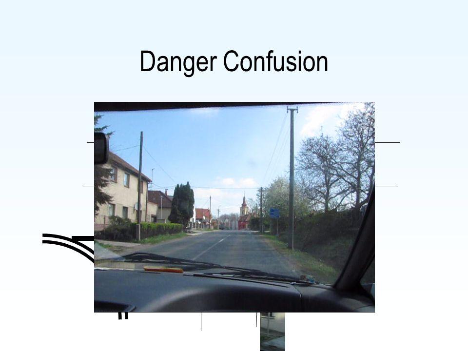 Danger Confusion