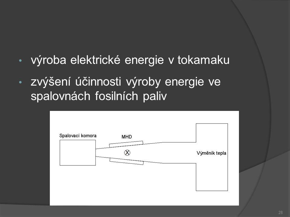 29 Obsah prezentace Úvod Princip MHD generátoru Typy MHD generátorů Faradayův generátor s průběžnými elektrodami Faradayův generátor s článkovými elektrodami Hallův generátor Diskový generátor Využití MHD Experiment Konstrukce Měření Závěr