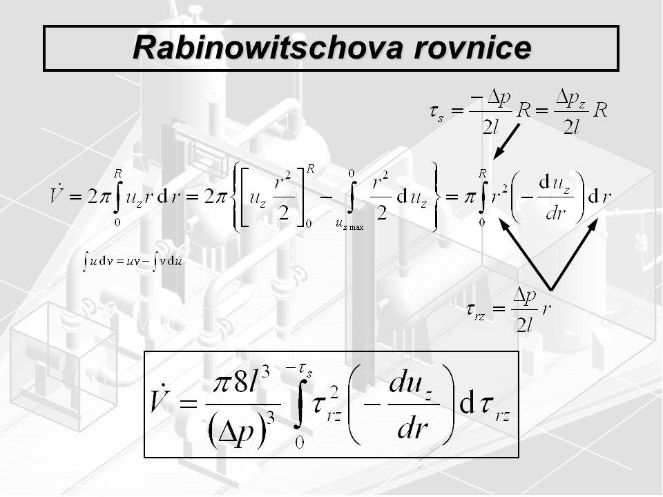 Rabinowitschova rovnice