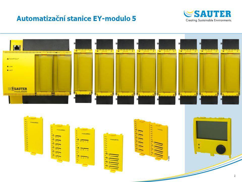 2 Automatizační stanice EY-modulo 5