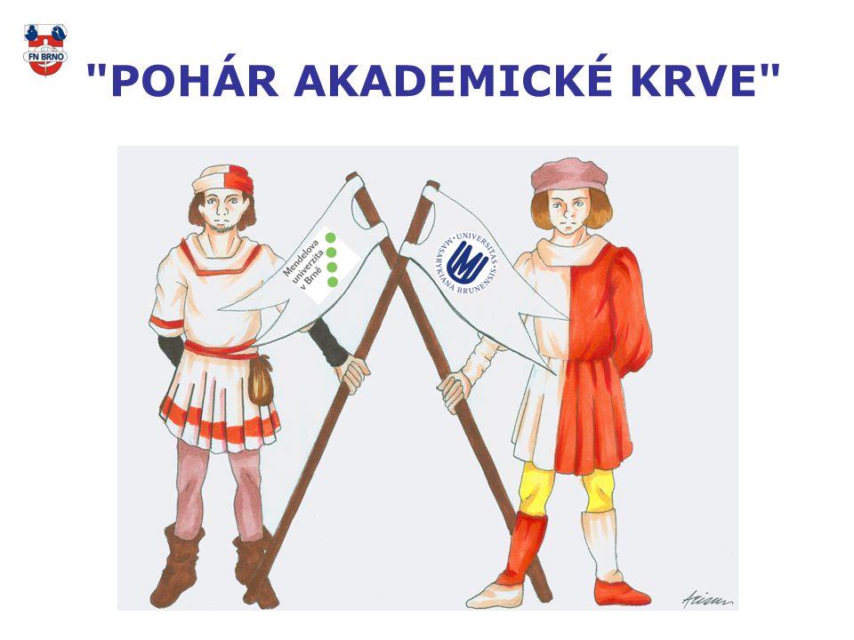 POHÁR AKADEMICKÉ KRVE