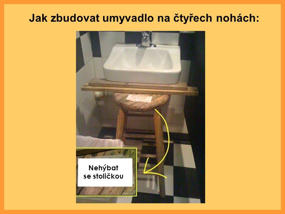 Jak zabudovat pisoár do předstěnového instalačního prvku: